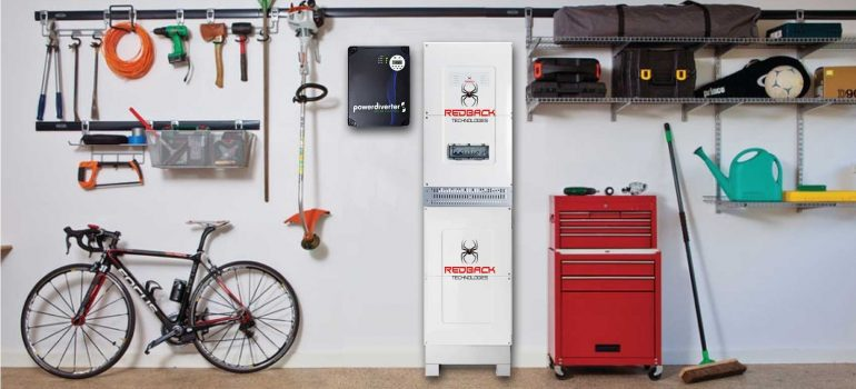 $7999 - 5kW Redback Smart Hybrid system with 4.8 kWh Lithium Storage